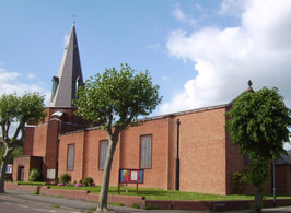 Picture of the church